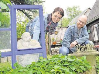 Ähnlich wie bei der Aktion Kunst offen erlauben Gartenbesitzer am Sonntag Einblicke in ihre Hobbywelten. Foto: Egbert Kamprath