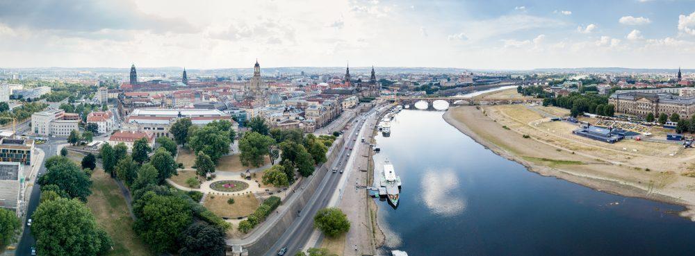 Der City Skyliner feiert beim Stadtfest im August seine Dresden-Premiere
