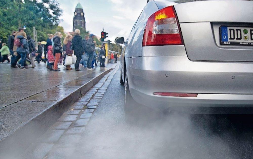Dresdner äußern Ideen für bessere Luft