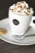 Im Café Milchmädchen in Dresden Gruna werden verschiedene Kaffeespezialitäten angeboten (Foto: Christian Chalupka)
