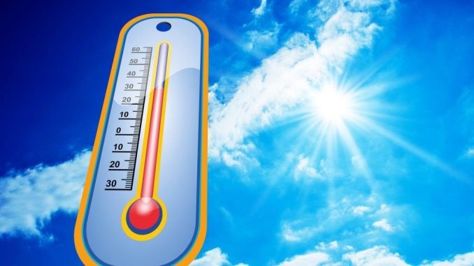 Die Temperaturen schnellen im Sommer oftmals in die Höhe. Welche Auswirkungen hat das z.B. auf die Lebensqualiät in dicht bebauten Stadtgebieten? (Foto: Pixabyay)