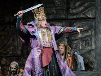 Nabucco kommt nach Großharthau. Foto: PR
