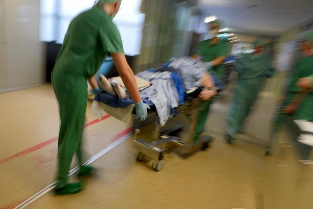 Uniklinik Dresden mit moderner Chirurgie