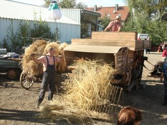 Der Bauernhof Steffen Kühne lädt am 8. September zum Hoffest ein. Foto: PR
