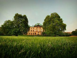 Der Palaisgarten. Foto: Amac Garbe