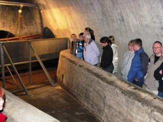 Die Dresdner Kanalisation kann am Wochenende besichtigt werden. Foto: PR