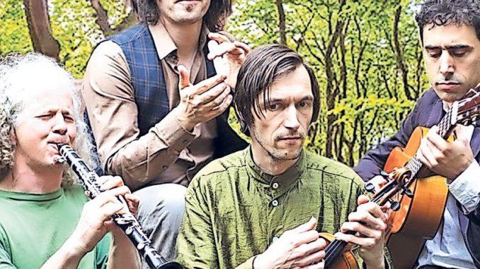 Vier Musiker, eine Sehnsucht. Ziganimo verbindet die Leidenschaft für fremde Kulturen. (Foto: PR)