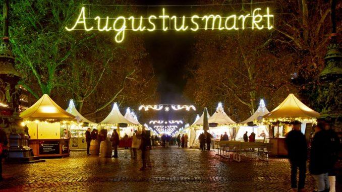 Der Augustusmarkt. Foto: Augustusmarkt.de