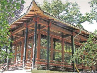Um die allmähliche Restaurierung des Chinesischen Pavillons macht sich der Verein Chinesischer Pavillon zu Dresden e.V. verdient. Foto: PR