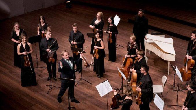 Das Concertino Chamber Orchestra verführt mit zauberhaften Klängen der Vier Jahreszeiten. (Foto: Böttger Management)