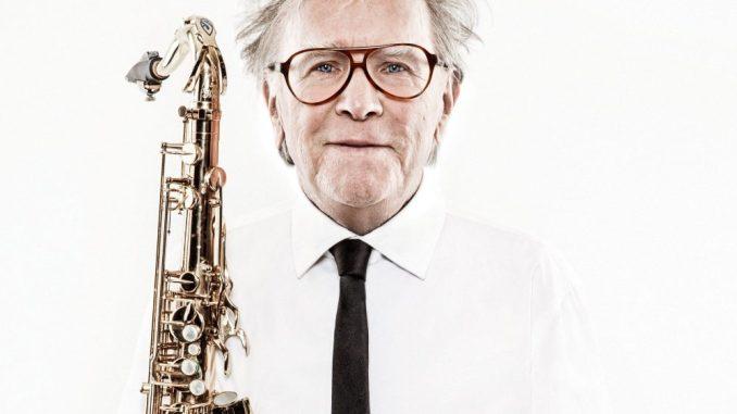 Die lebende Komponisten-Legende Klaus Doldiger, seine Band und Freunde gastieren in Dresden im Rahmen der Jazztage. Foto: Peter Hoennemann