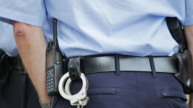 Auch bei der Polizei sind mehr als die Hälfte der Bediensteten über 50 Jahre alt