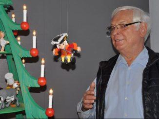 Fredo Kunze hat nicht nur Münchhausens Lügen, sondern auch die Weihnachtsgeschichten in 3D interpretiert. Foto: Una Giesecke