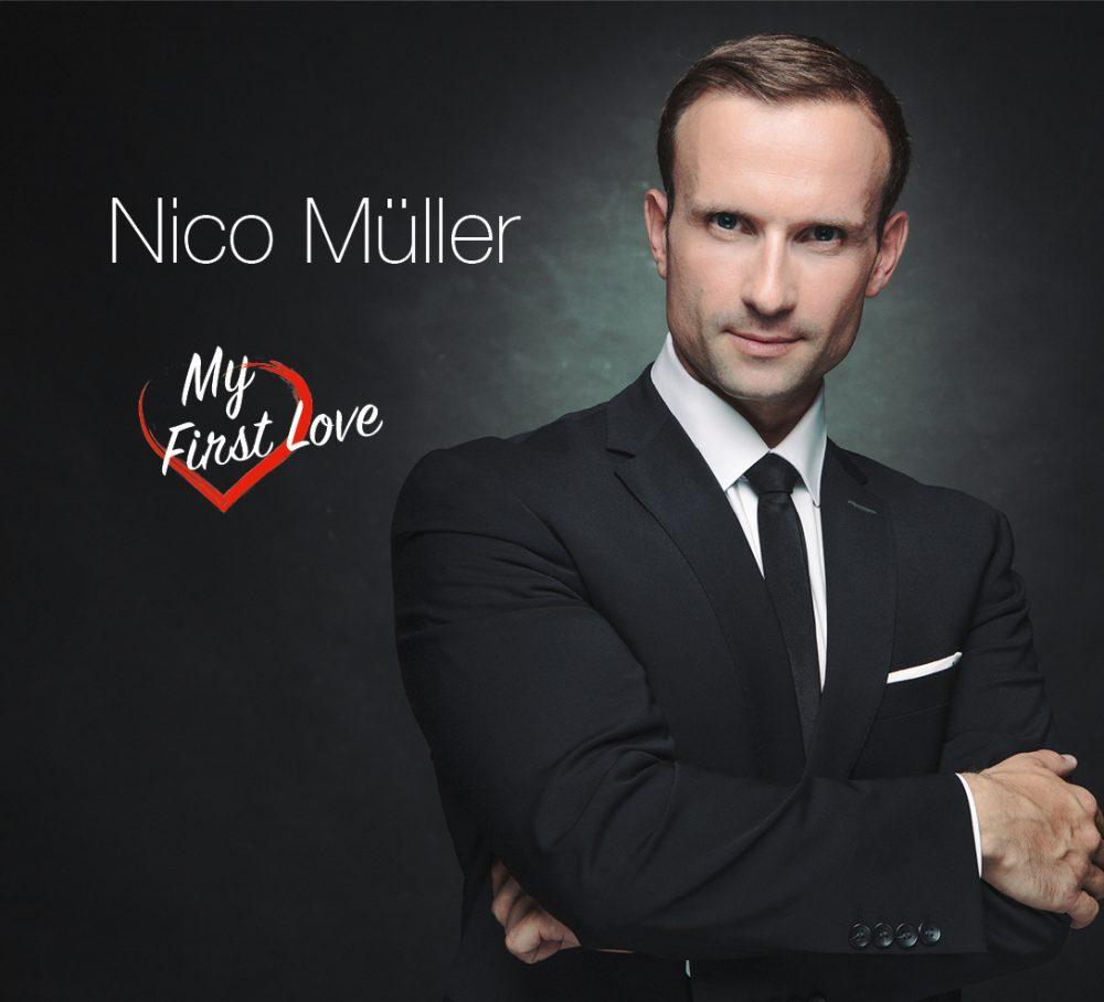 Projekt mit Stimmgewalt: Album von Nico Müller zu gewinnen