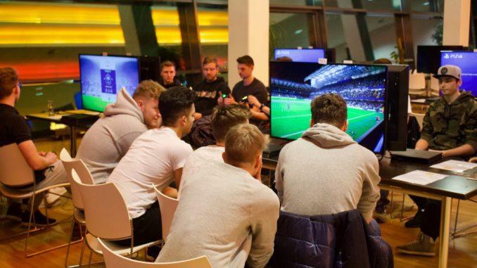 FIFA Turnier Dresden