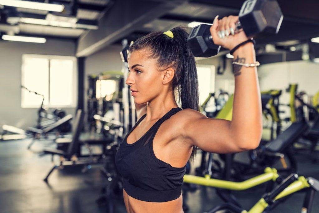 Kraftsport ist gut für die Gesundheit und kann auch bei der Gewichtsreduktion helfen. Quelle: @ BurntRedHen – #221456401 / Fotolia.com