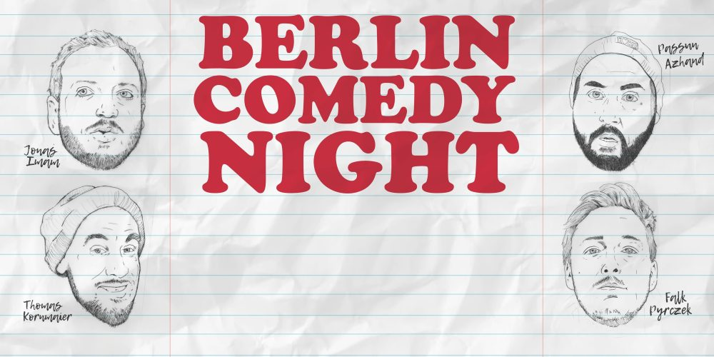 Gewinnspiel für die Comedy-Lounge: Publikum nimmt die Zügel in die Hand