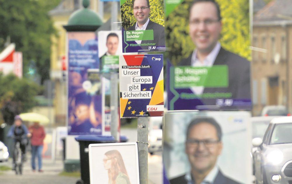 So läuft der Wahltag in Dresden - Oberbürgermeister appelliert an die Wähler