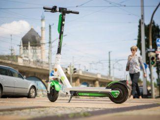 E-Roller Lime