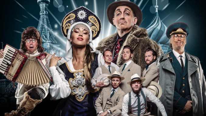 Mafia Mia: Diebesgrüße aus Moskau