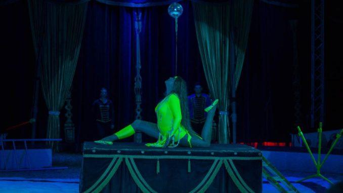 Gewinnspiel: Circus Aeros - Vorhang auf!