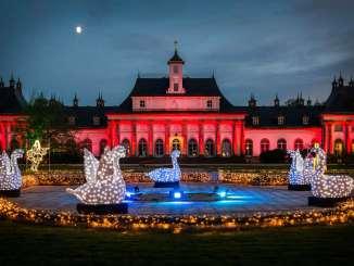 Christmas Garden wieder in Dresden