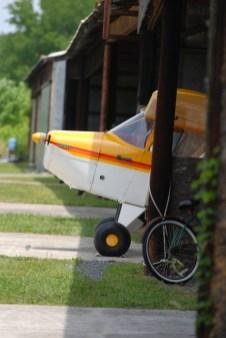 Hangar at Steele Field