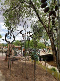 Sculpture Garden Downtown