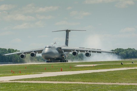 C5 Landing