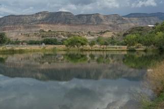 Pond at Riverbend Park