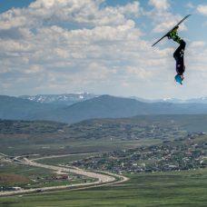 April - Utah Olympic Park