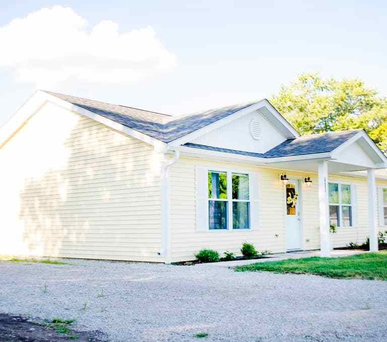 Dawson Retreats near Missouri star quilt co hotel townhome