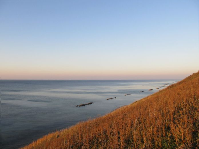 Riflet hav