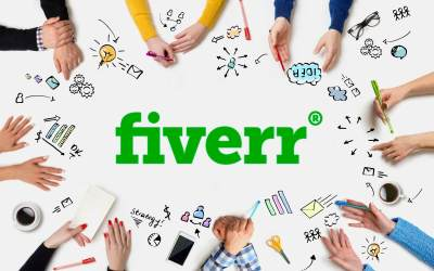 Fiverr, My First Sale Finally Happened
