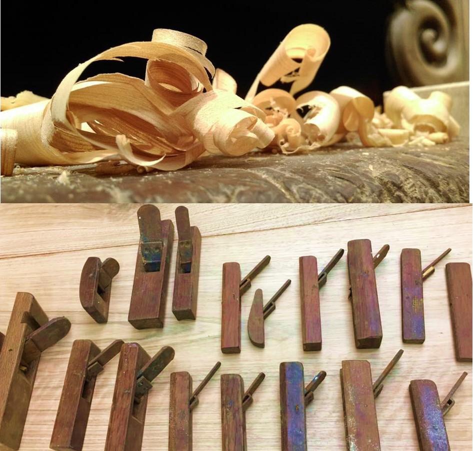 歷史街坊協會-鉋刀體驗