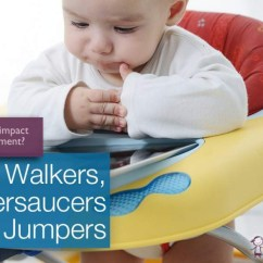 Walker Bouncing Chair Patio Covers Walmart Canada Best Exersaucers Walkers Jumpers Are Good For Babies Do Impact Development