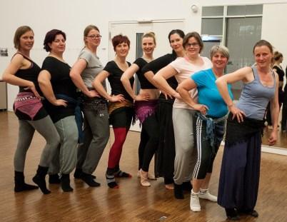 DAYA DANCE - Workshop für Reiterinnen - Foto: physio görz