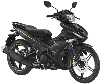 Mx king 150 Matte Black
