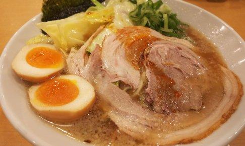 【富士宮グルメ】『ラーメンきゃべとん富士宮店』