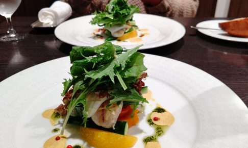 富士市 海鮮フランス料理和楽 ダヤンテールblog