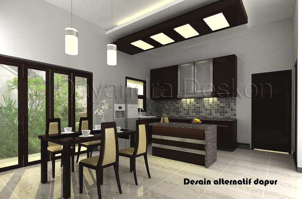 Desain Dapur minimalis  Dayandra Desain Konstruksi
