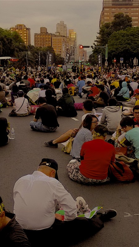 Was The Sunflower Movement A Radical Democracy?