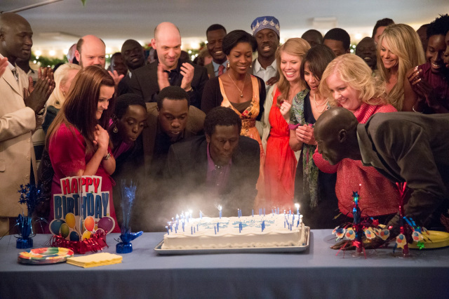 THE GOOD LIE Blowing Out Candles