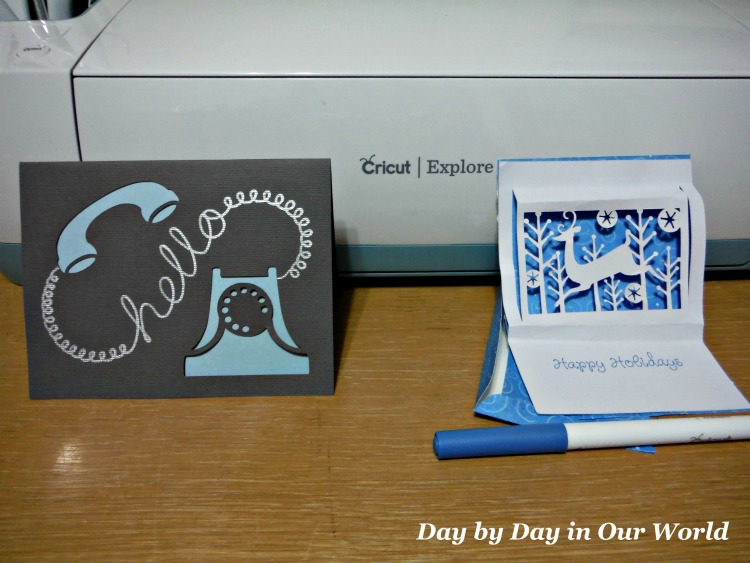 Easy Projects With The Cricut Explore Air Day By Day In