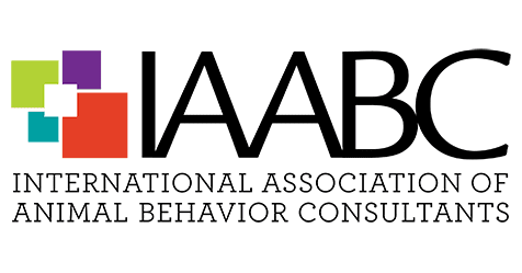 iaabc logo fb3 - Why Pet consultants are useful in solving dog-related emergencies