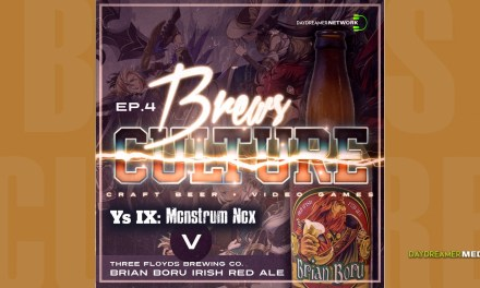 Ys IX: Monstrum Nox | Three Floyds Brewing Brian Boru Irish Red Ale