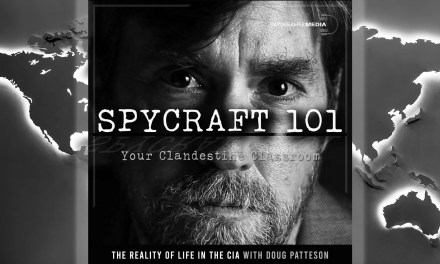 The Reality of Life in the CIA with Doug Patteson
