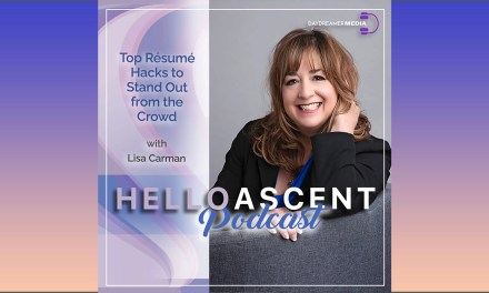 Top Résumé Hacks to Stand Out from the Crowd with Lisa Carman