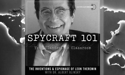 The Inventions & Espionage of Leon Theremin with Dr. Albert Glinsky