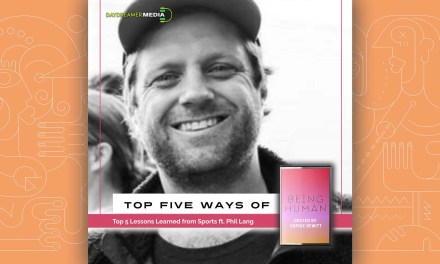 Top 5 Lessons Learned from Sports ft. Phil Lang